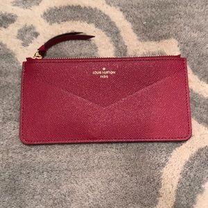 Authentic Louis Vuitton wallet pouch